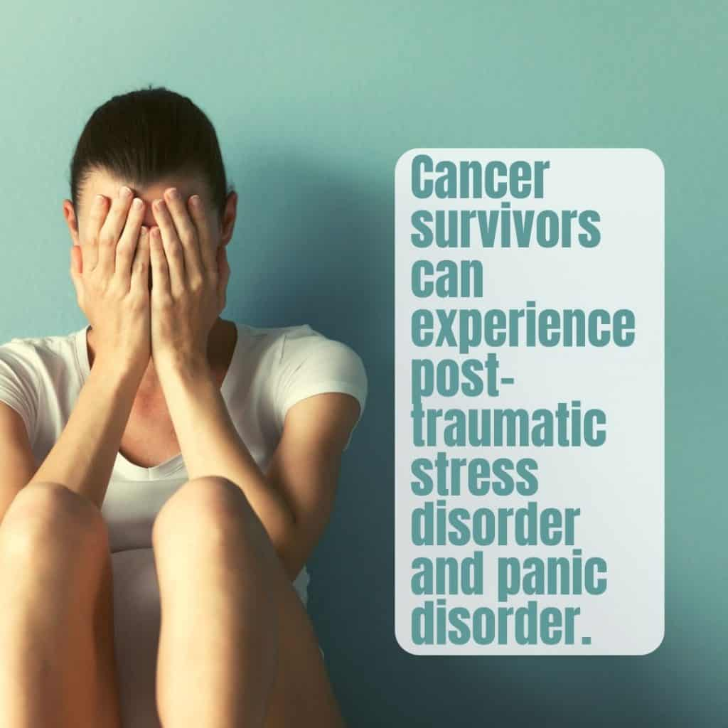 Mood And Anxiety Issues Are Common Among Cancer Survivors