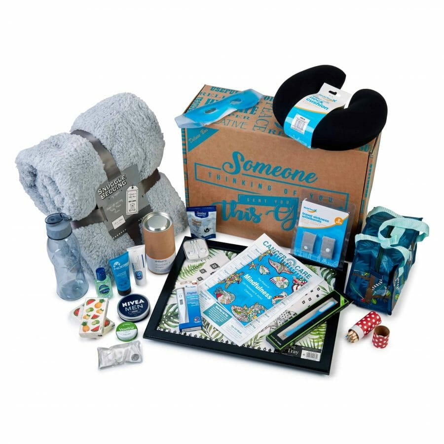 Deluxe Cancer Care Gift Package | For Men