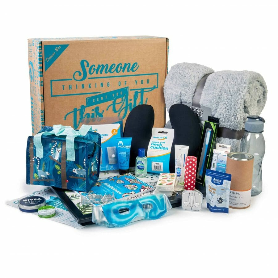 Deluxe Male Cancer Gift Package