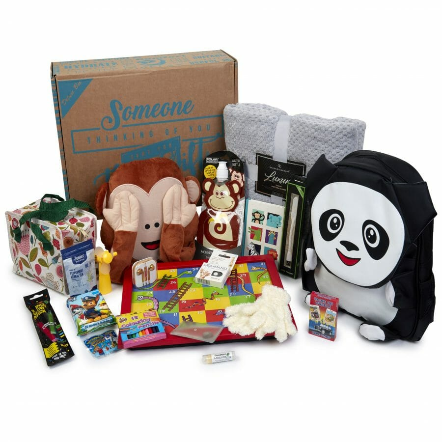 Animal Kingdom Deluxe Gift For A Child With Cancer