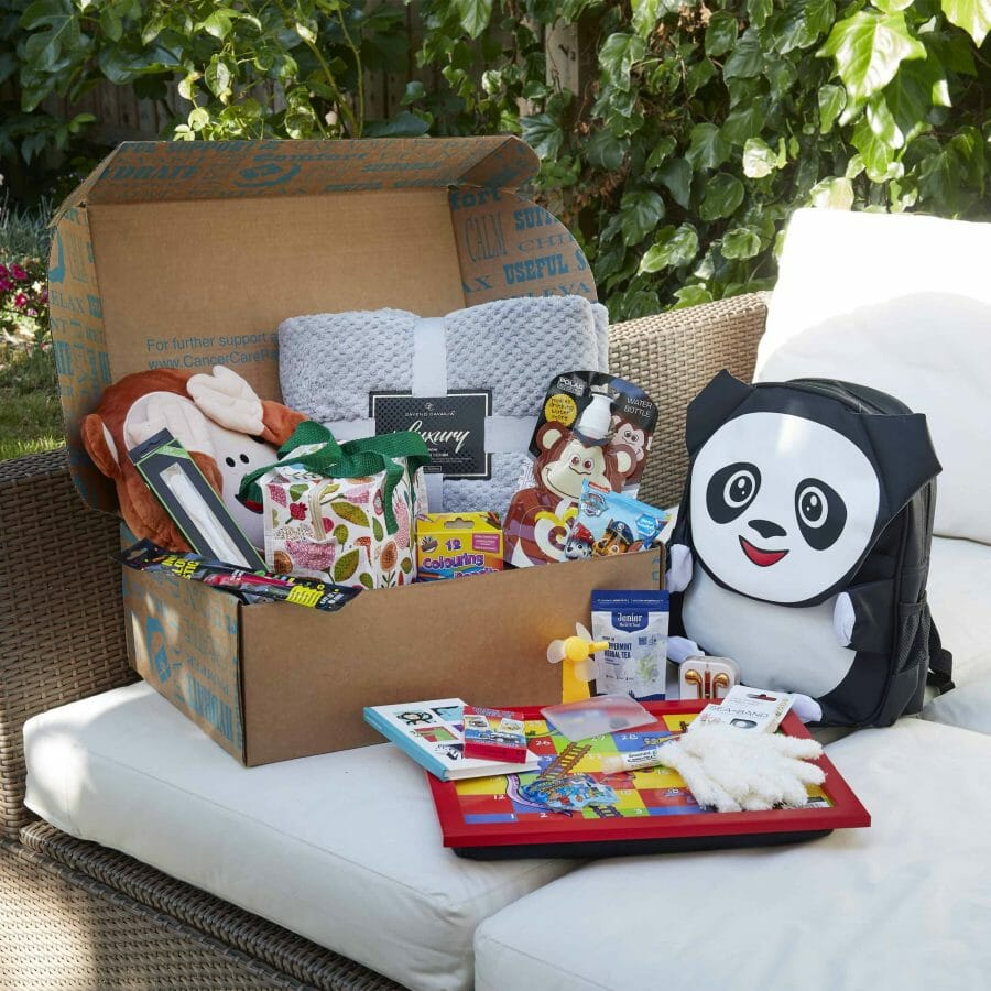 Childhood Cancer Gift Package