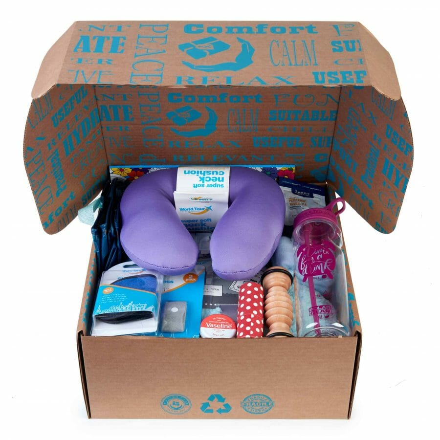 Care Package For Breast Cancer Patients