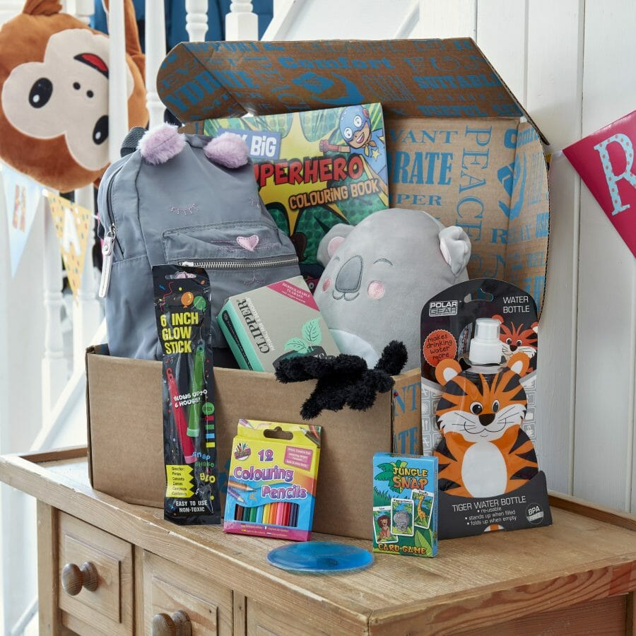Gift Hamper For Kids With Leukemia Or Other Cancers