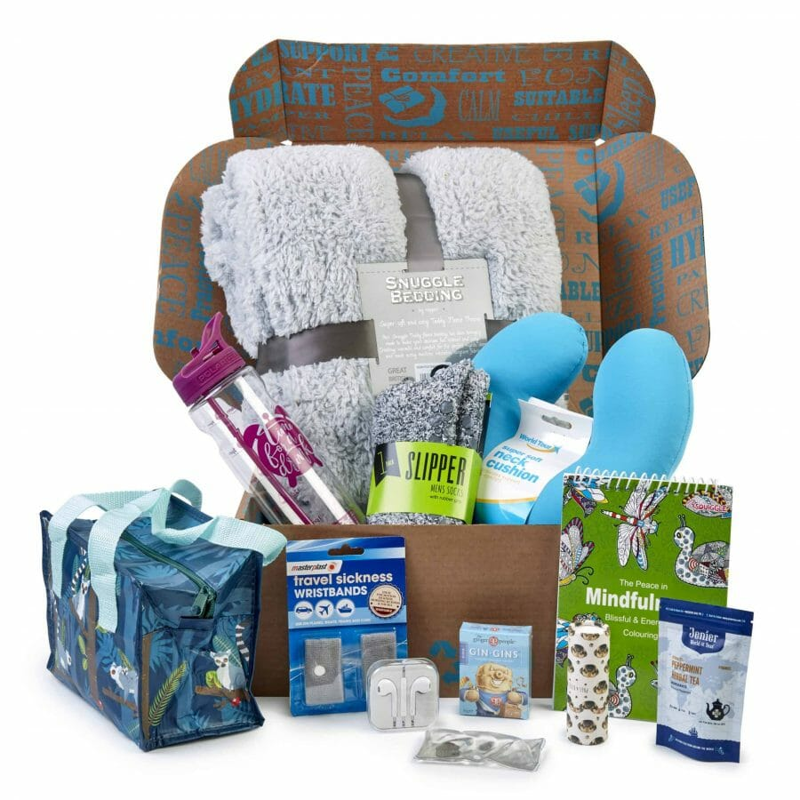 Deluxe Care Package For Chemo Patients