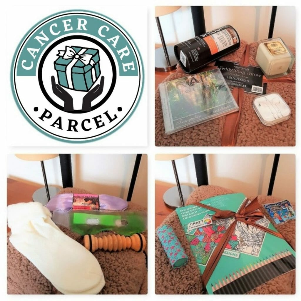 Forkward Thinking Foodinista Featured Our Comfort For Cancer Hamper