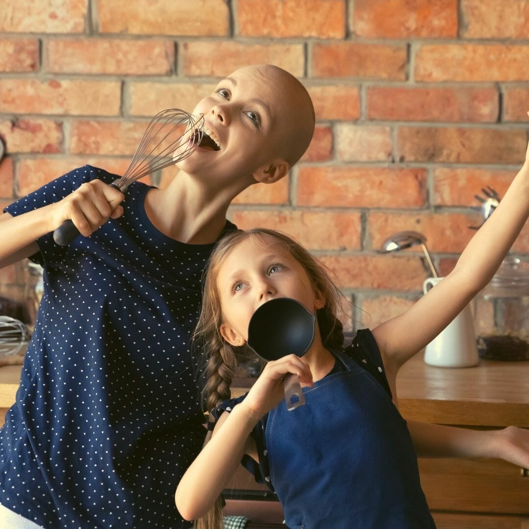 Navigating The Coexisting Worlds Of Cancer Treatment And Parenting