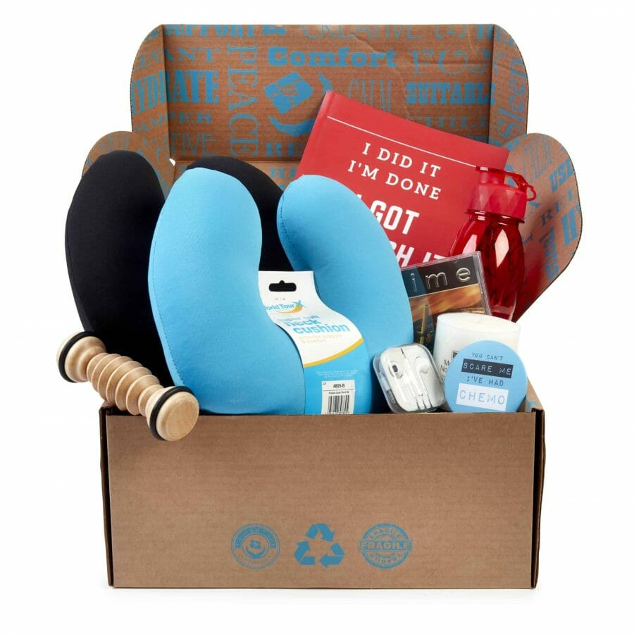 End Of Chemo Gift Package
