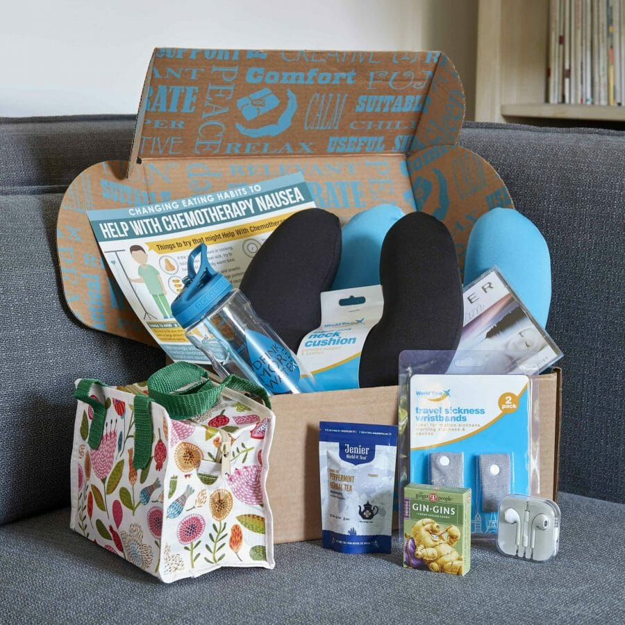 Cancer Hamper For Chemo Side Effects