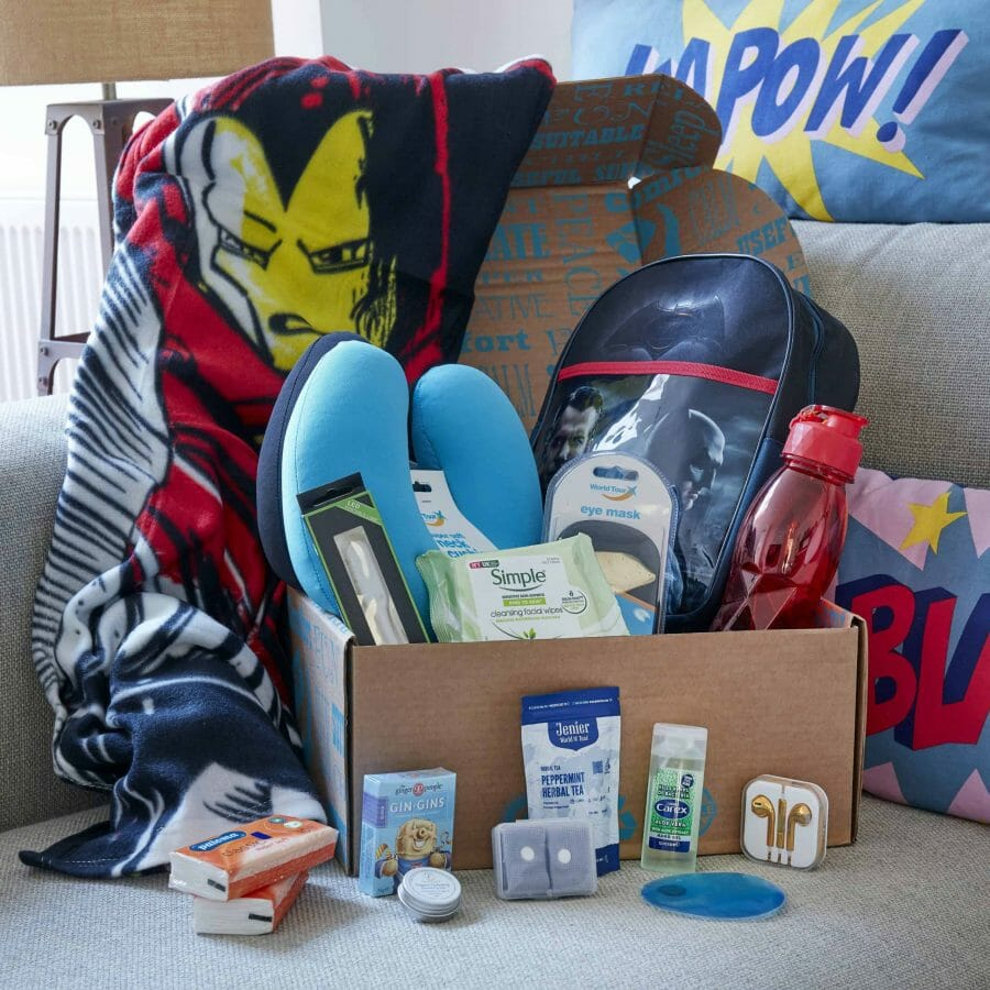 Gift Hamper For Teenagers With With Cancer, Including Leukemia