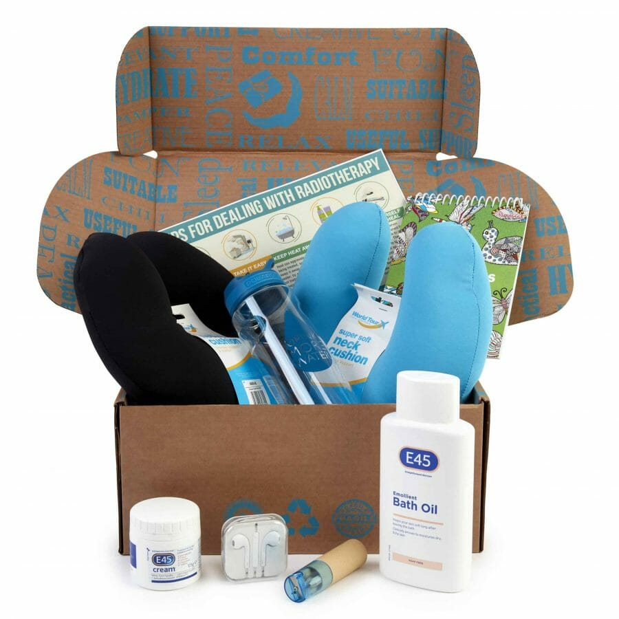 Deluxe Radiotherapy Survival Kit