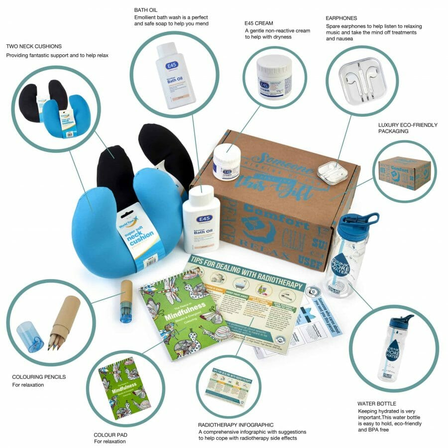 Radiotherapy Hamper For Cancer Patients