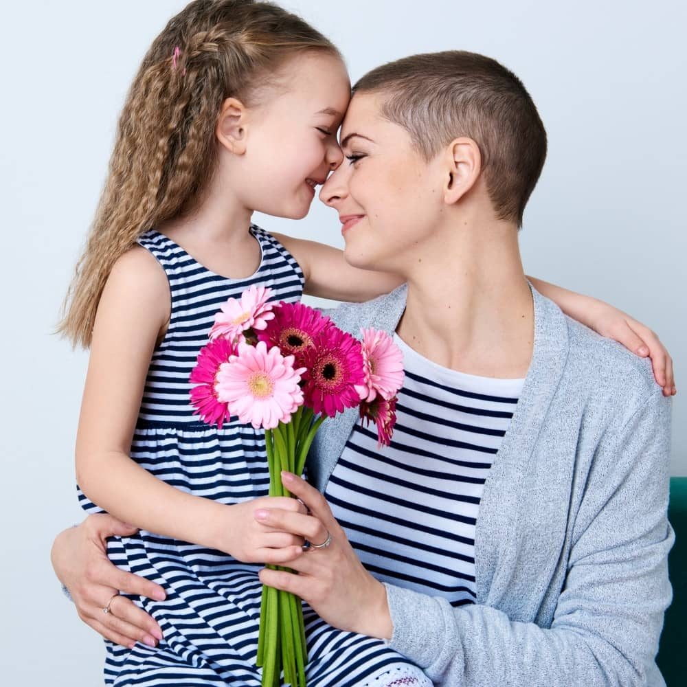 Cancer And Mothers Day - Celebrating With A Mother Who Has Cancer