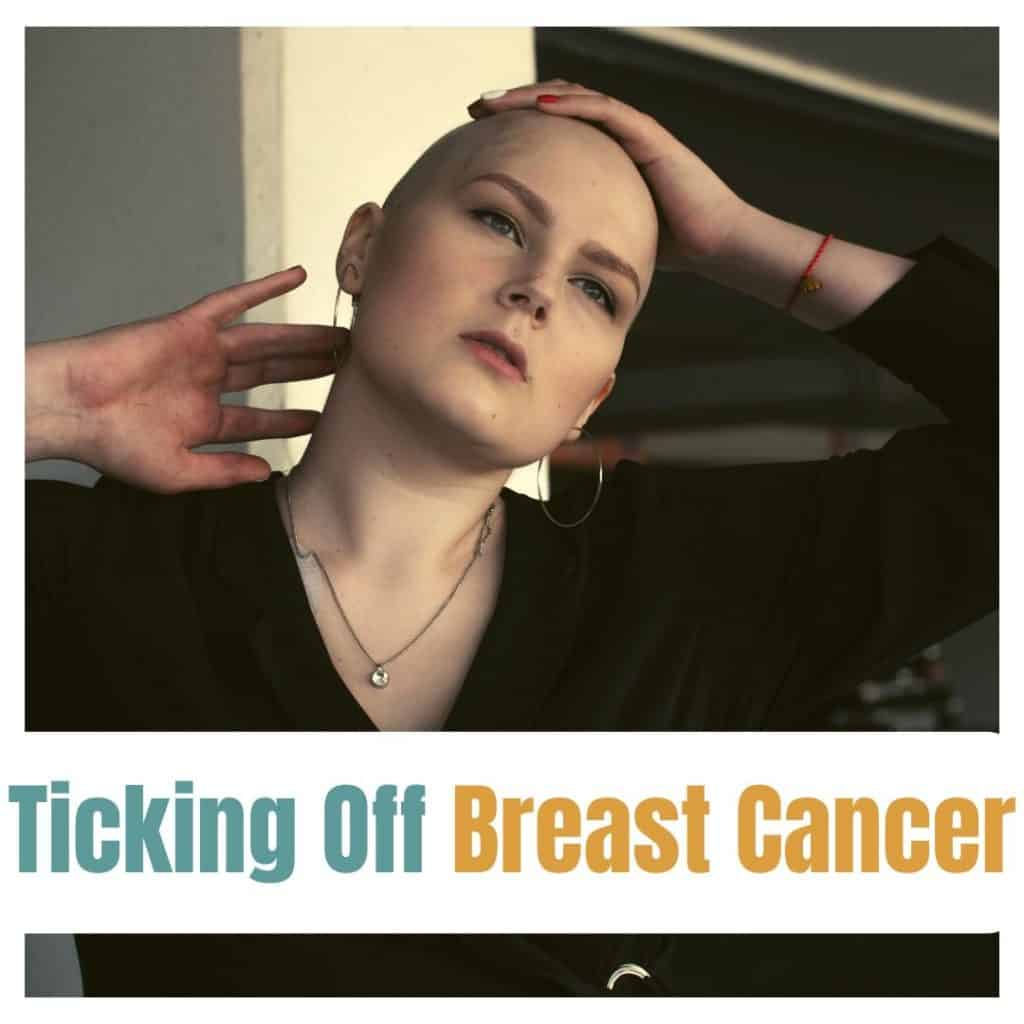 How 'ticking Off Breast Cancer' Was Born: A Site To Help With Breast Cancer Treatment