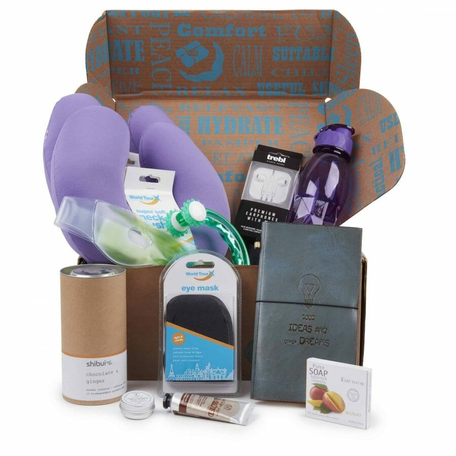 Care Package Woman With Cancer