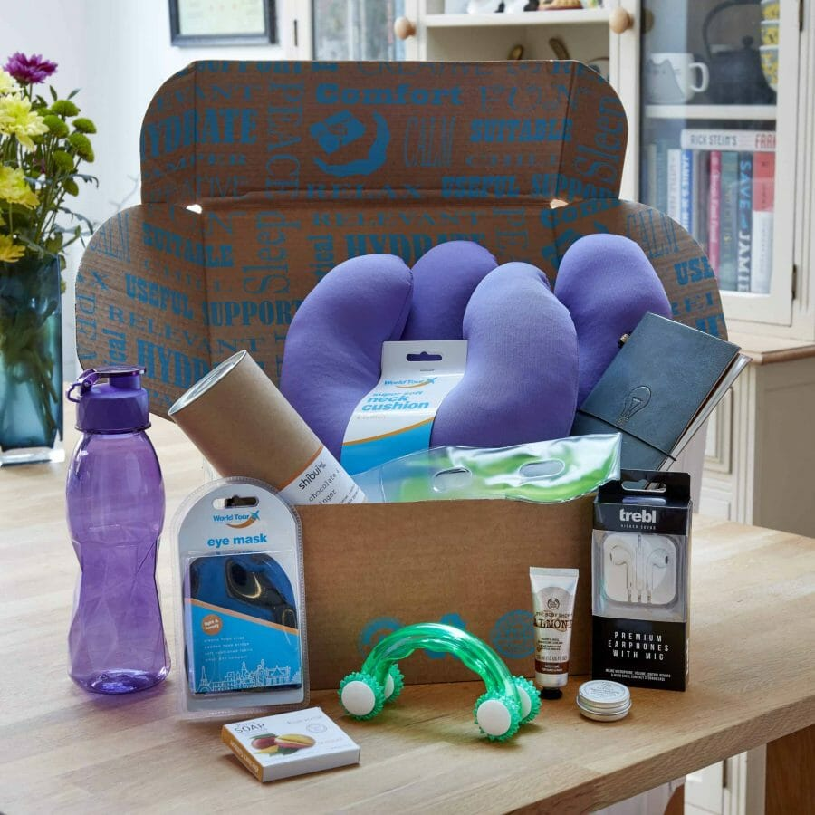 Gift Hamper For Women With Cancer, Including Breast Cancer