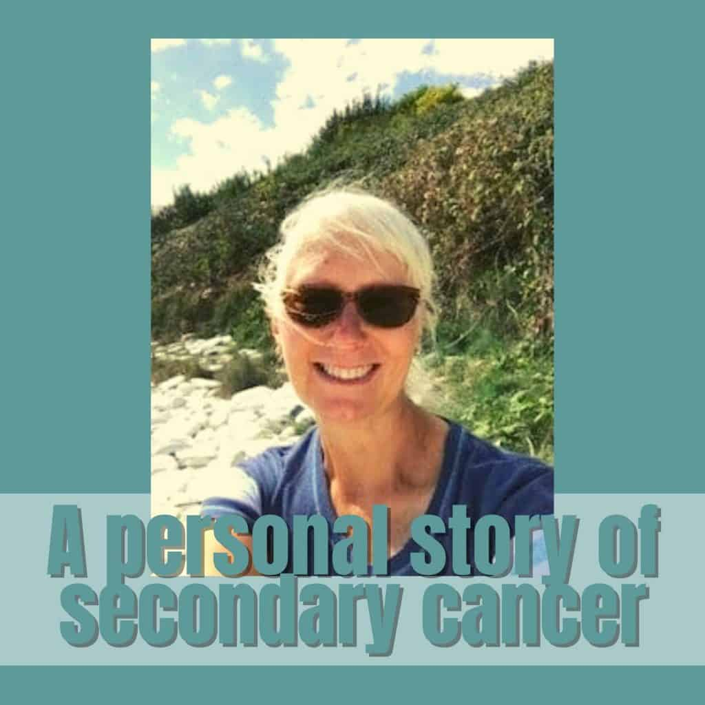 Ruth Warden:building A New Life: A Personal Story Of Secondary Cancer