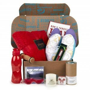Romantic Cancer Care Love Box For Adults