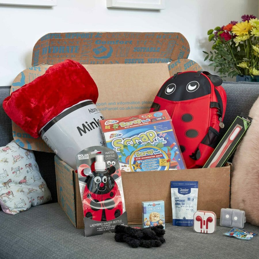 Childrens Chemo Care Package