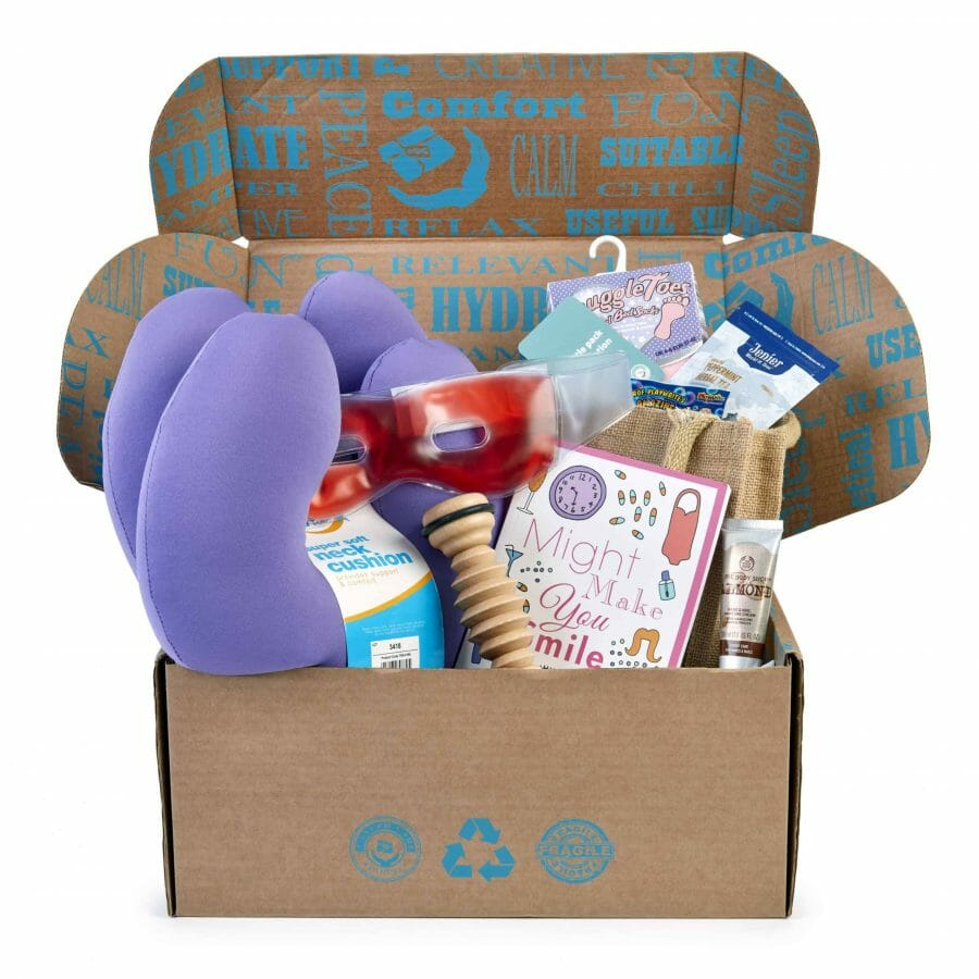 Cancer Care Box Of Goodies For Women
