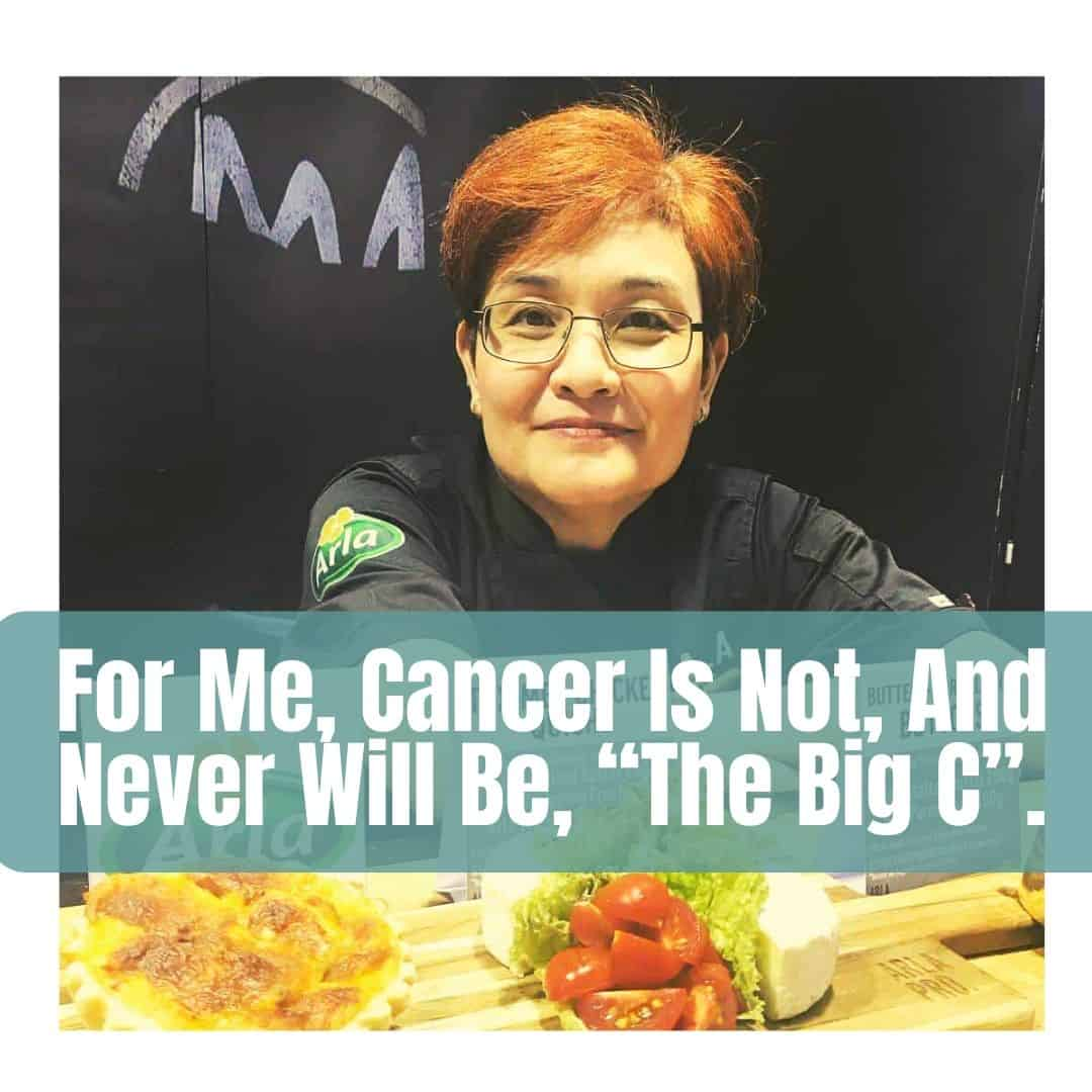 """Cancer Is Not """"The Big C"""""""