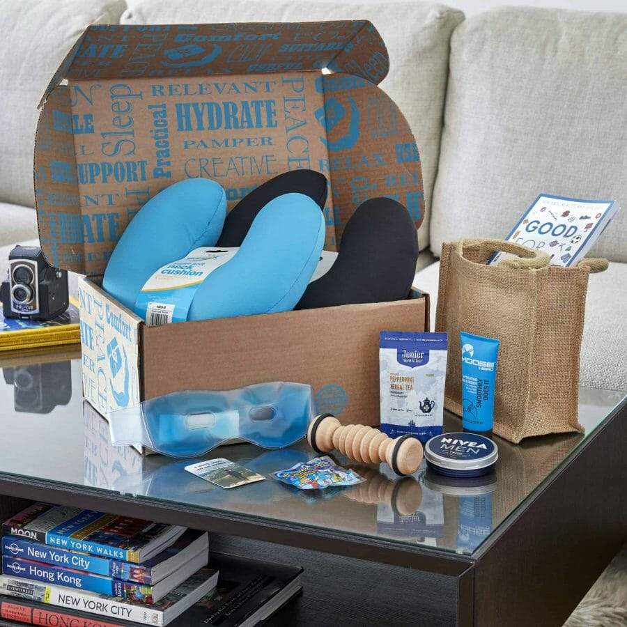 Gift Package For Male Cancer Patients