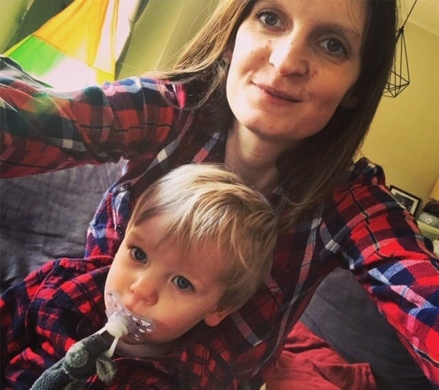 I'm A Mother Of An 18-Months-Old Son Unfortunately I Have Cancer