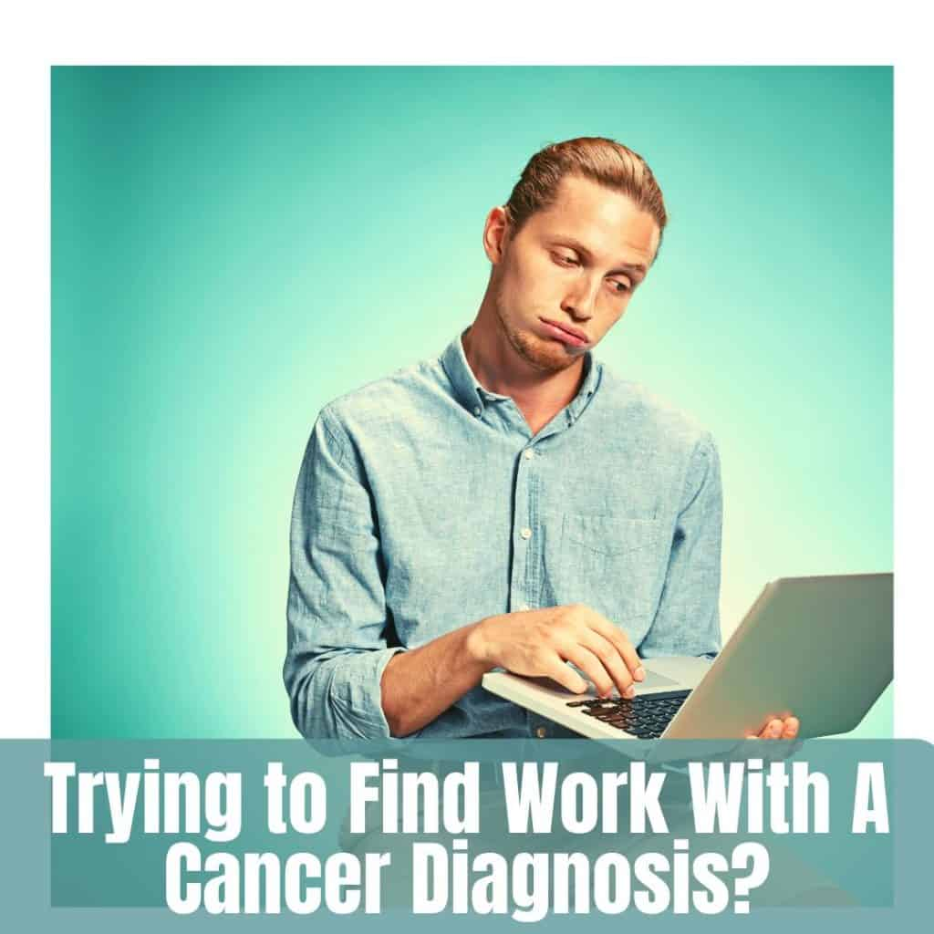 Trying To Find Work With A Cancer Diagnosis? Astriid Can Help.