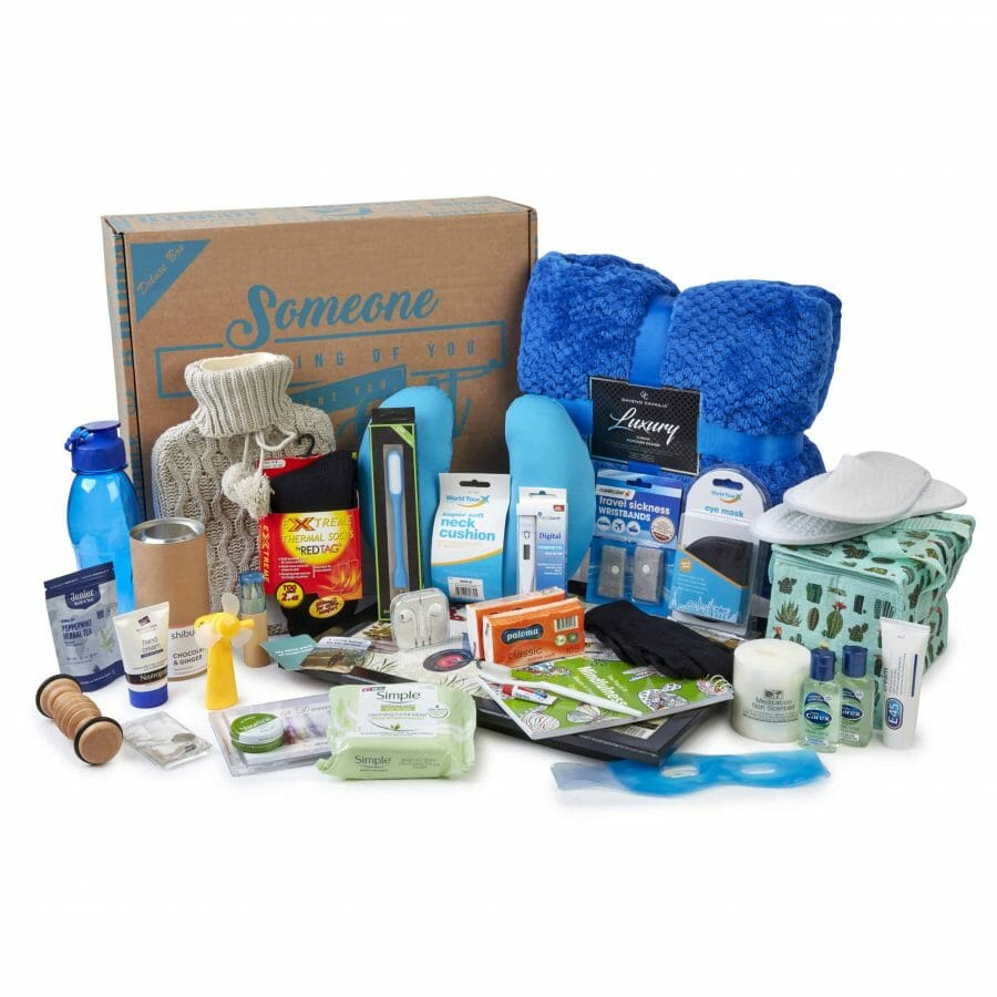 The Enormous Cancer Gift Package