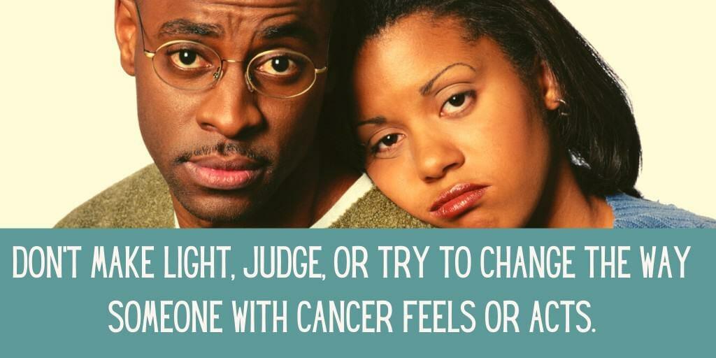 Dont Make Light Or Judge