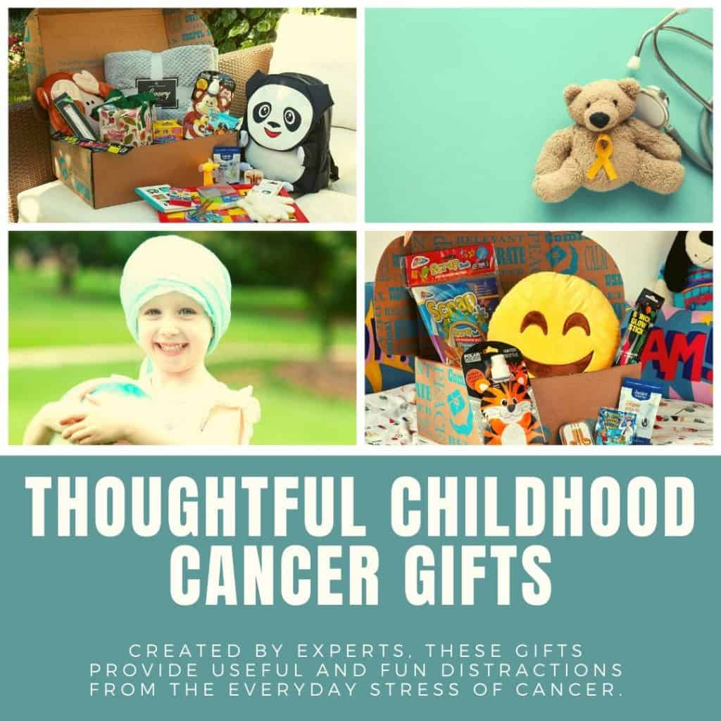 Thoughtful Childhood Cancer Packages