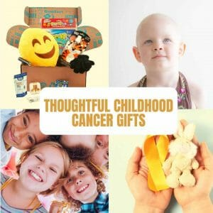 Gifts For Kids With Cancer