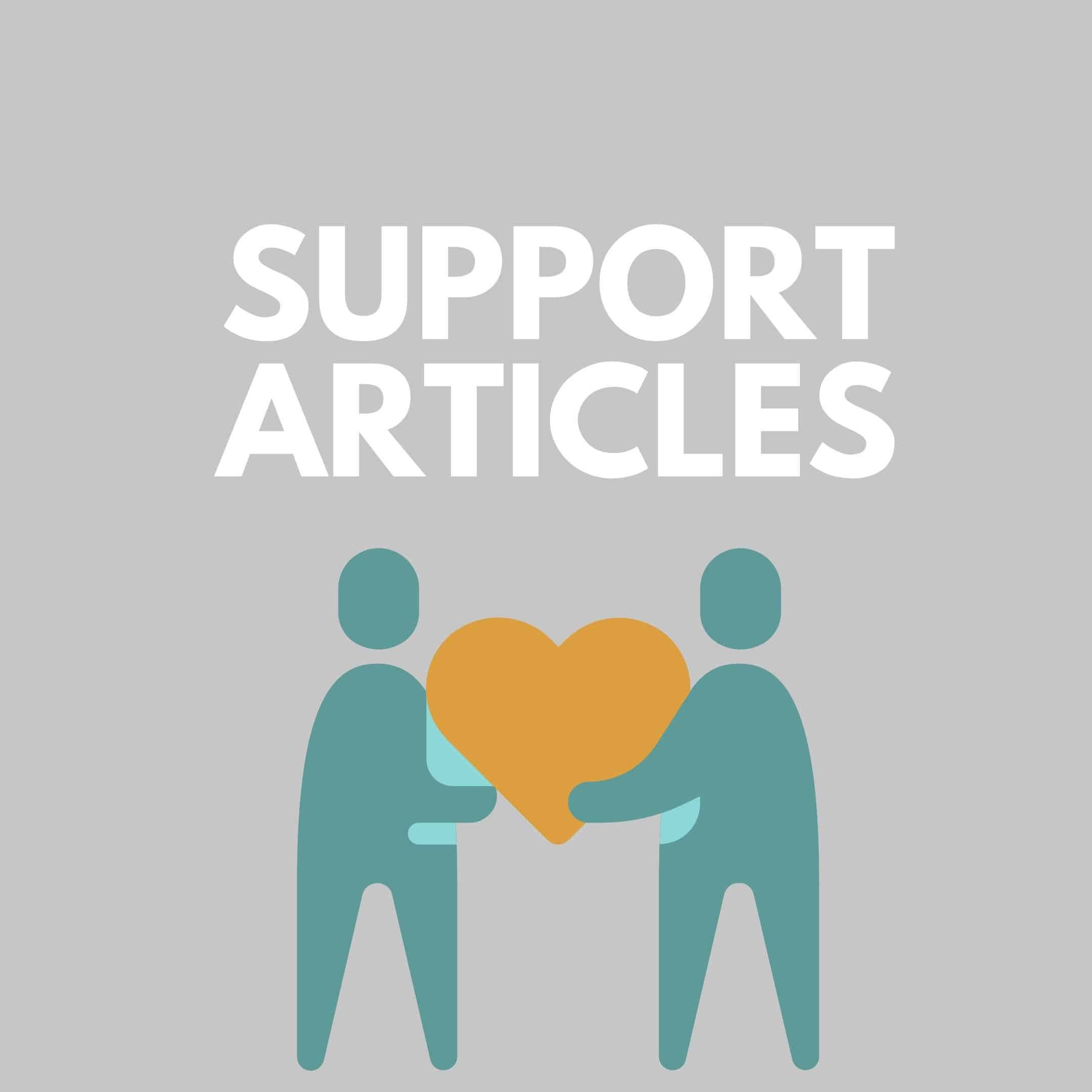 I Have Cancer Support Articles