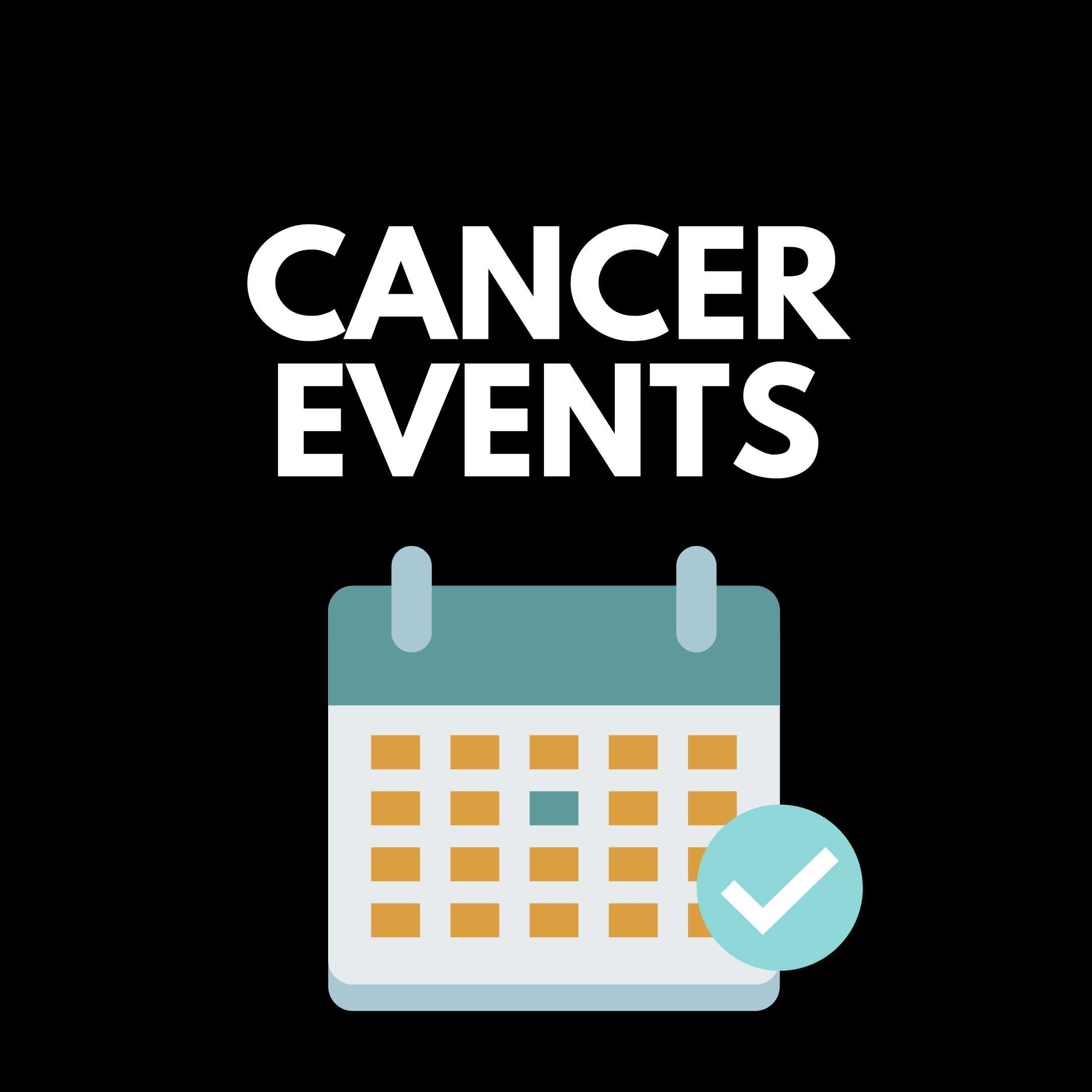 Cancer Event Listings