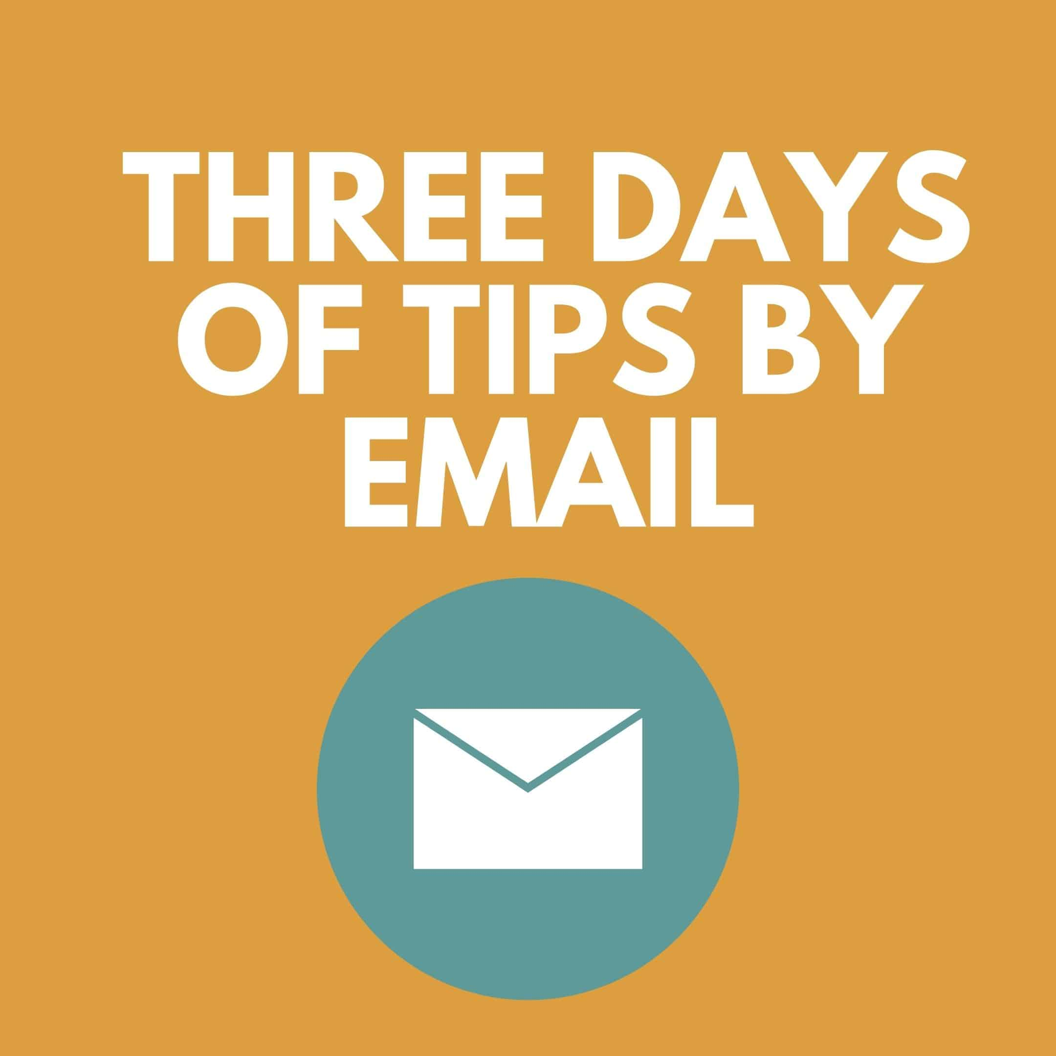 Three Days Of Tips To Help You Help Your Friend With Cancer