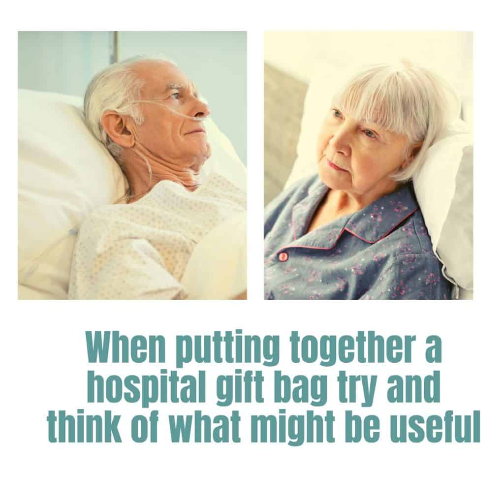Great Hospital Bag Essentials For A Cancer Patient