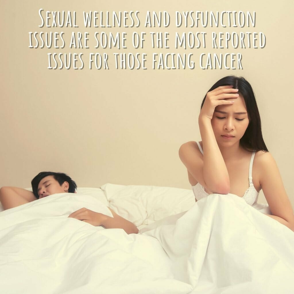 Sexual Wellness, Dysfunction & Reclaiming Intimacy With A Cancer Diagnosis