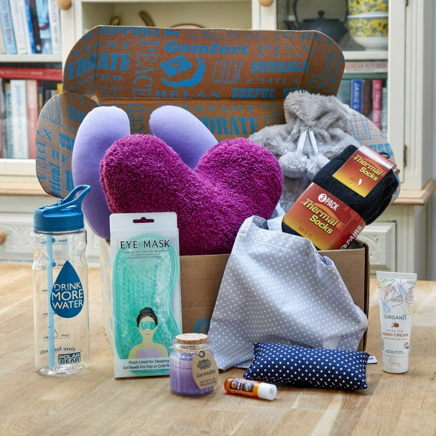 Breast Surgery Care Package