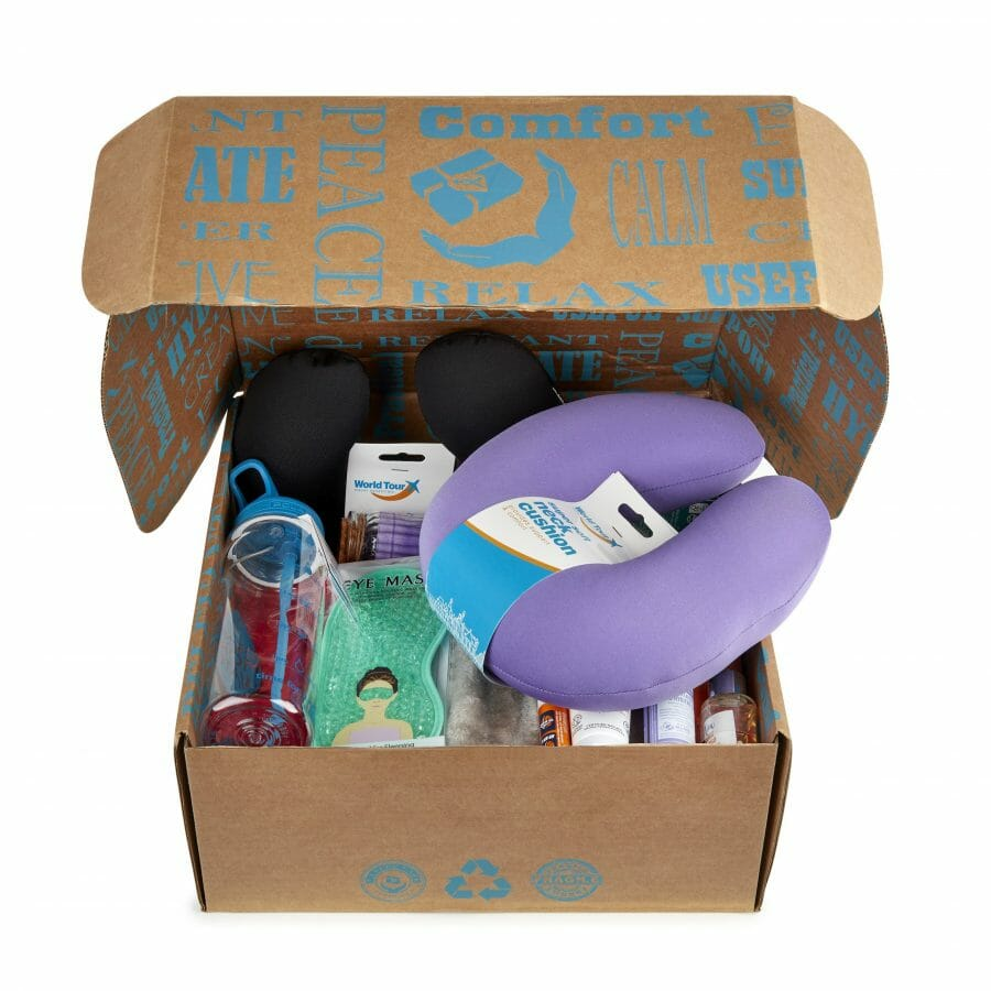 Gift Pack For Care Givers