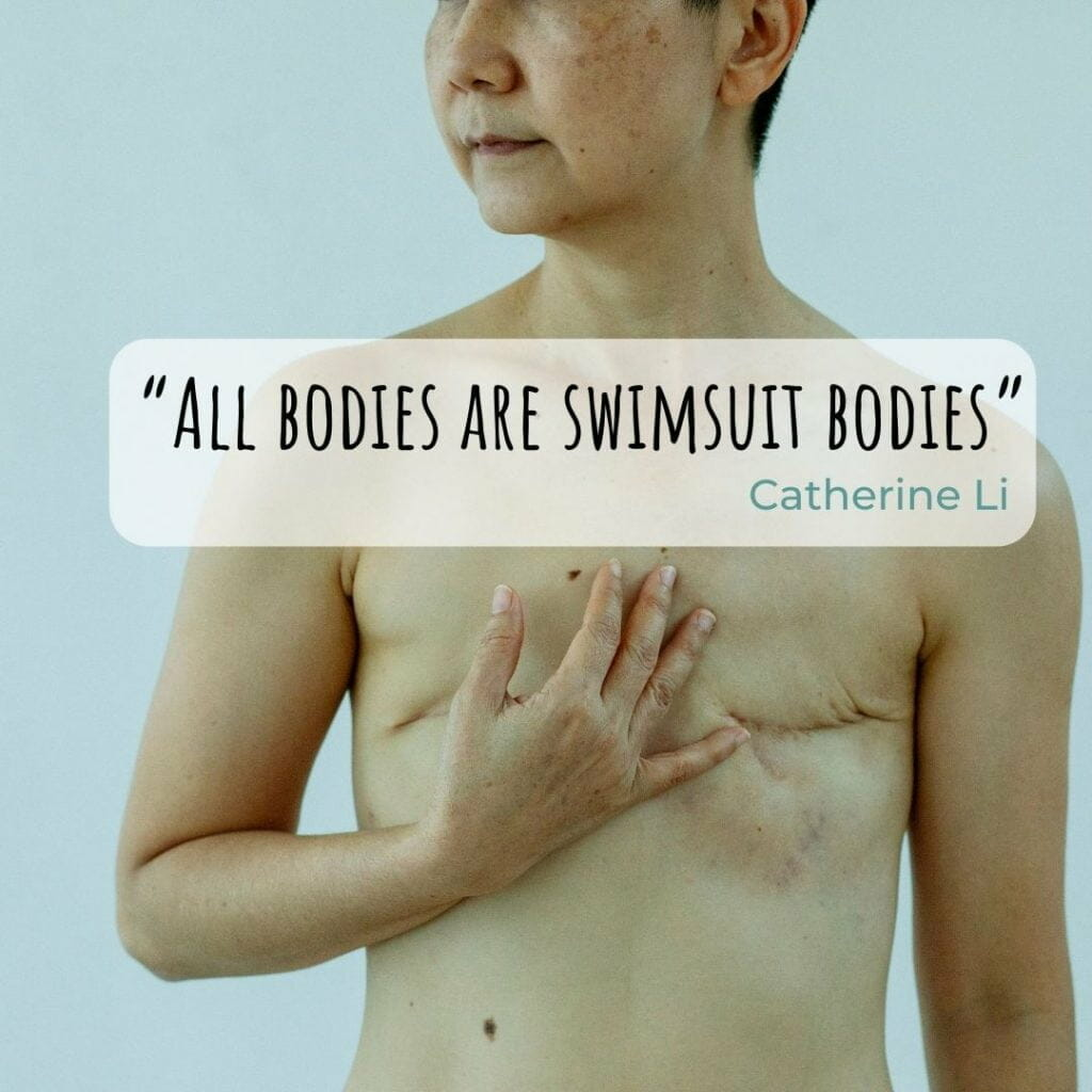 All Bodies Are Swimsuit Bodies