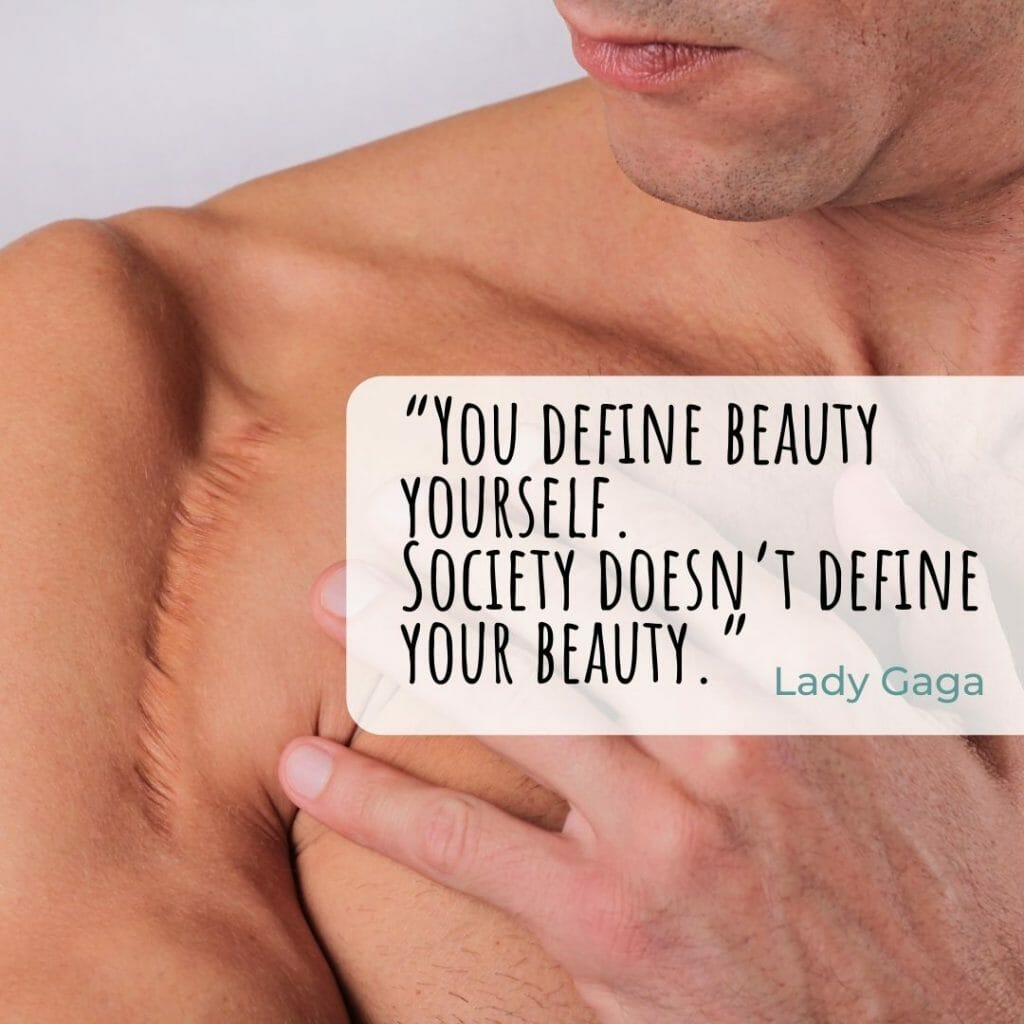 Society Doesn't Define Your Beauty