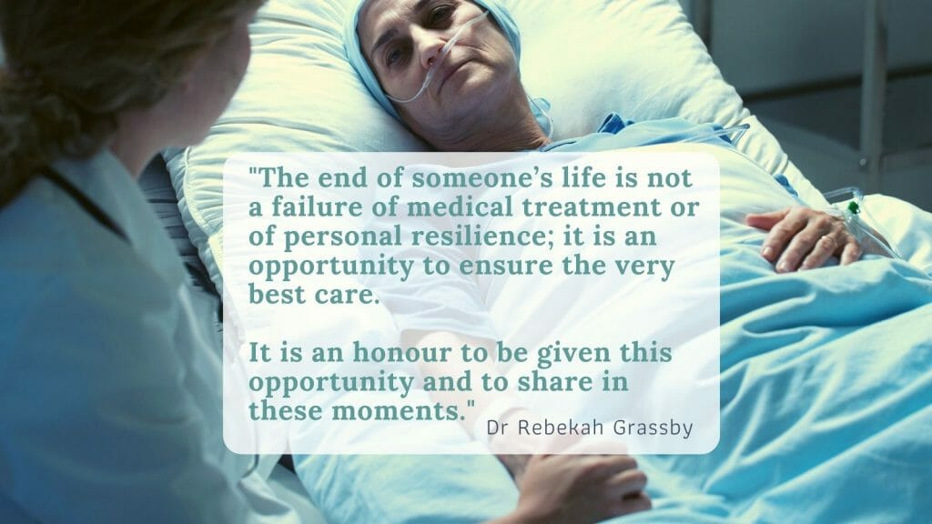 Understand End Of Life Care From A Cancer Doctor'S Perspective