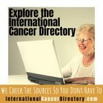 Explore The International Cancer Directory