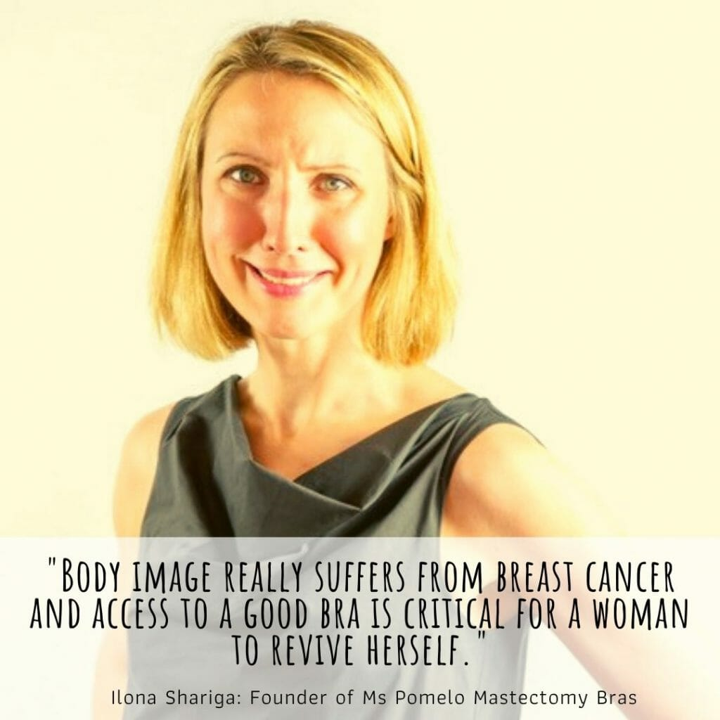 Rediscovering Yourself After Breast Cancer: Ms Pomelo Mastectomy Bras