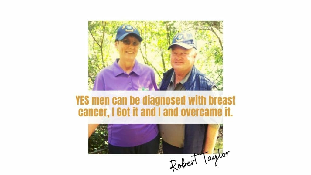 I Am A Male Breast Cancer Survivor And This Is My Story
