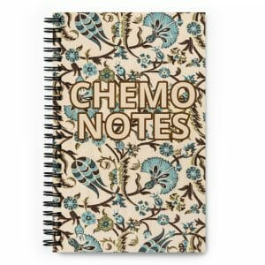 Spiral Notebook White Front 61759B9A5Ad7F