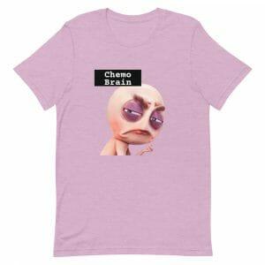 Unisex Staple T Shirt Heather Prism Lilac Front 61705D9192213